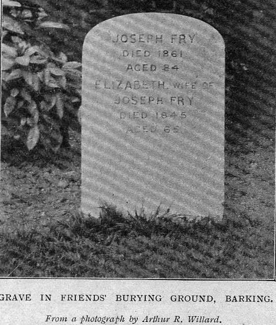 30 Elizabeth Joseph Fry